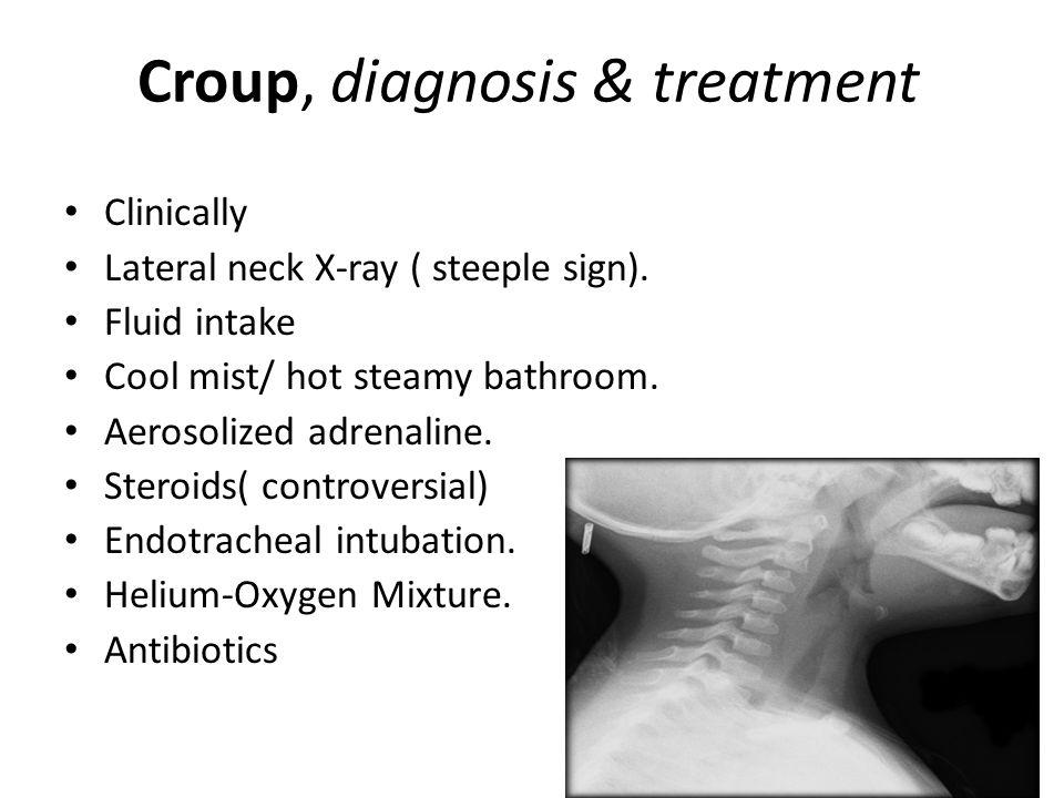 Epiglottitis Thumb Sign