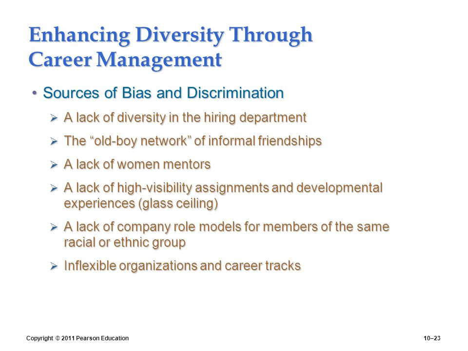 The Importance of Diversity in Management