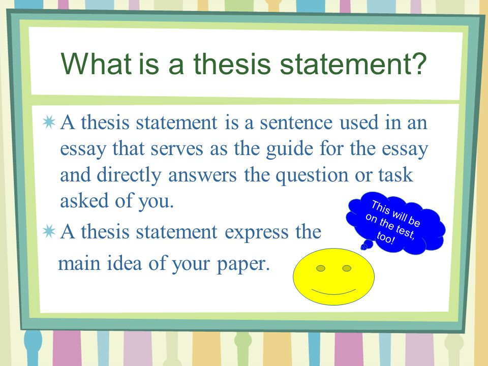 developing a thesis for an essay Developing a research question it's absolutely essential to develop a research question that you're interested in or care a topic is what the essay or research.