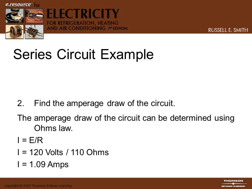 Series Circuit Example