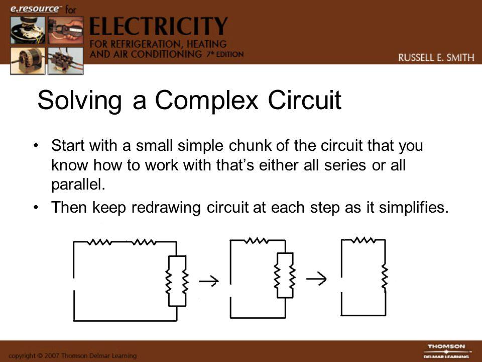 Solving a Complex Circuit