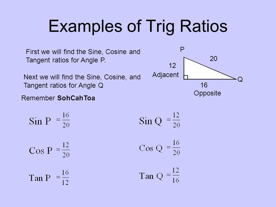 Basic Trigonometry Ppt Video Online Download