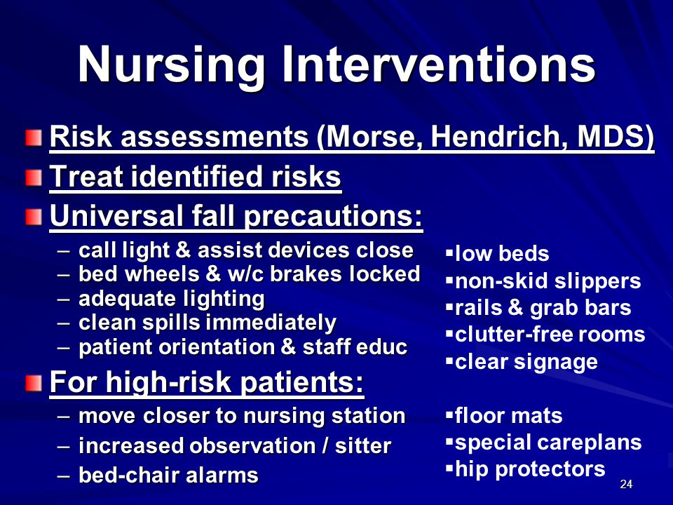Fall Prevention Research To Practice Ppt Download