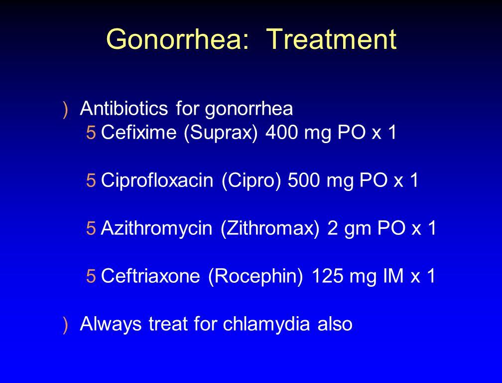 Ciprofloxacin 500mg Used To Treat Chlamydia