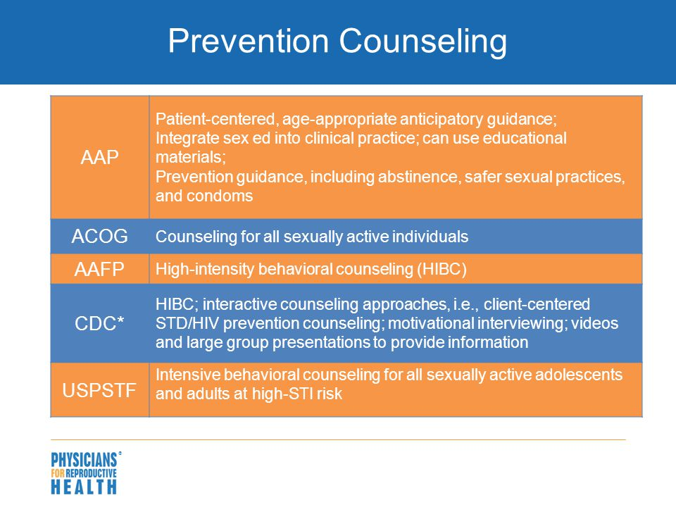 counseling sexually active clients with hiv Factors influencing contraceptive uptake among sexually active hiv positive clients in taso masaka, uganda, ivan magala, lilian onega, nalubega rose, serunjogi patrick.