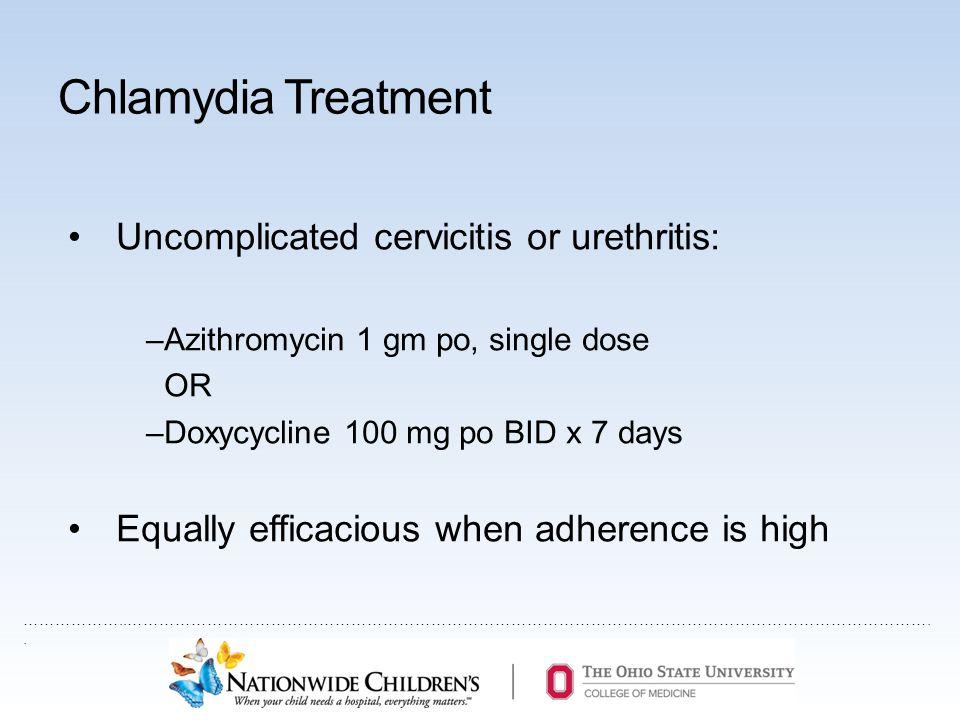 medicine for chlamydia