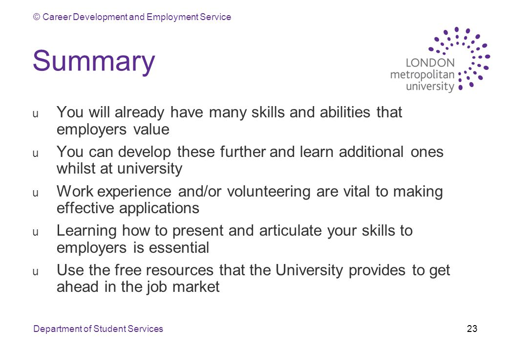 skills which employers value employability skills awareness ppt