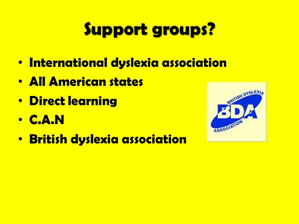 british dyslexia association British dyslexia association is using eventbrite to organize 9 upcoming events check out british dyslexia association's events, learn more, or contact this organizer.