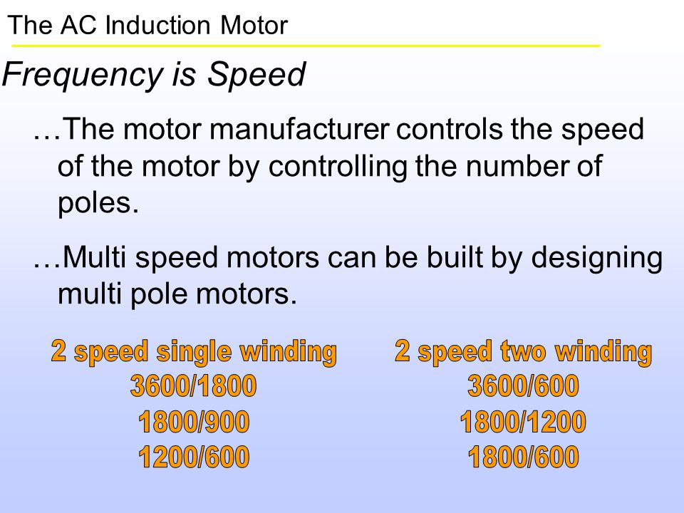 A Drive System is not a Motor Speed Control - ppt video online download