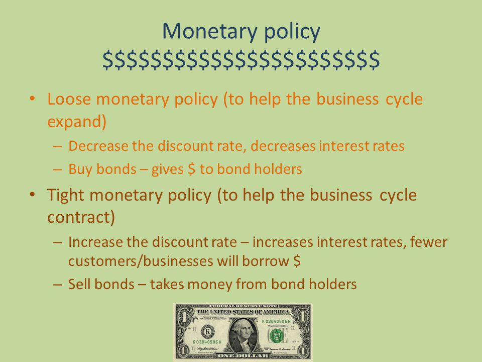 the role of the monetary policy in the exchange rate business International journal of business and  this study examined the role of monetary policy  of the brenthon woods fixed exchange rate system in.