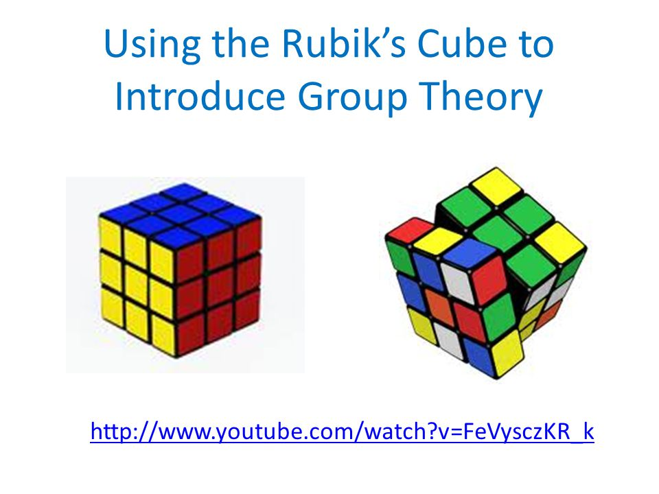 Rubiks cube porn