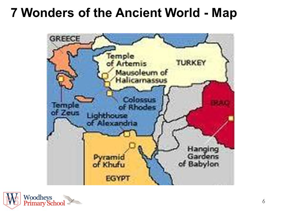 7 Wonders Of The World Ancient And Modern Ppt Video Online Download