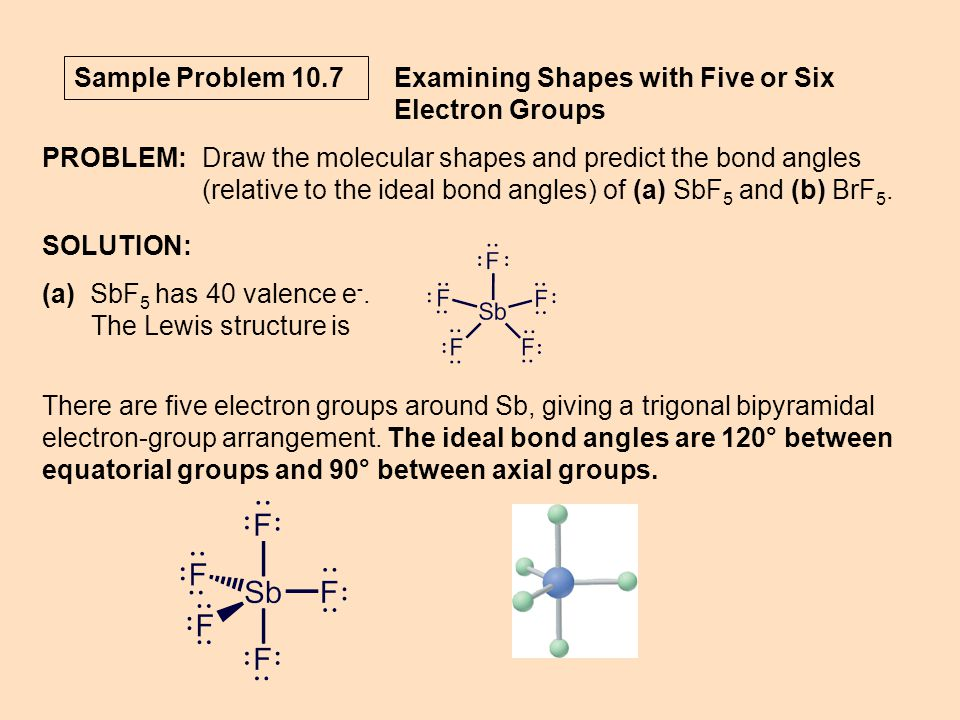 Sample+Problem+10.7+Examining+Shapes+with+Five+or+Six+Electron+Groups.+PROBLEM%3A lewis dot diagram brf5 so4 lewis dot diagram \u2022 wiring diagram  at edmiracle.co