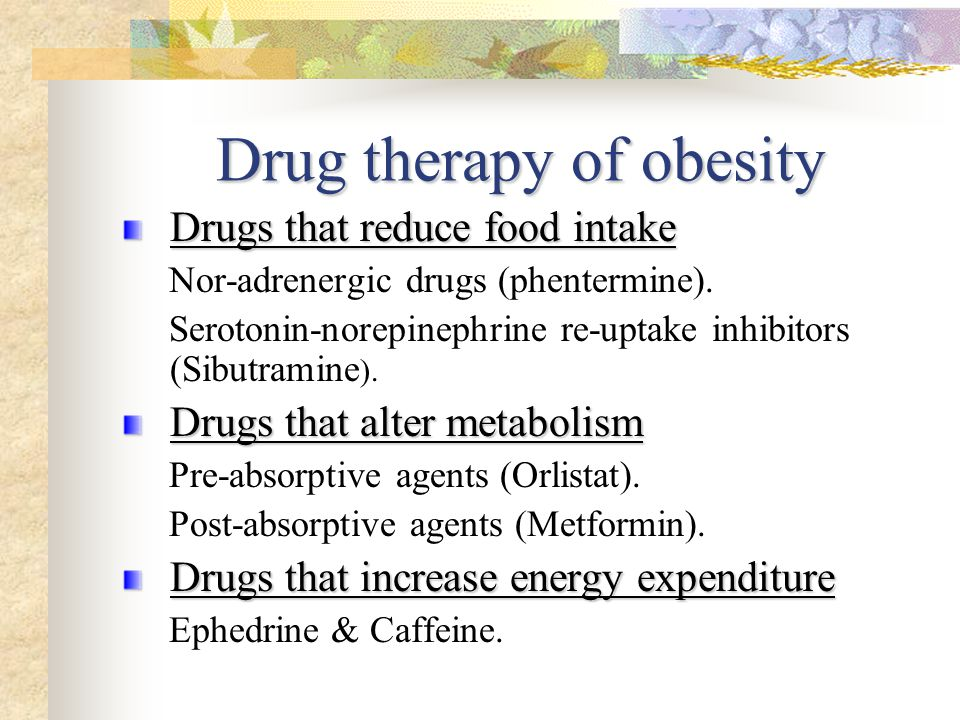Management Of Obesity An Over Review Ppt Video Online