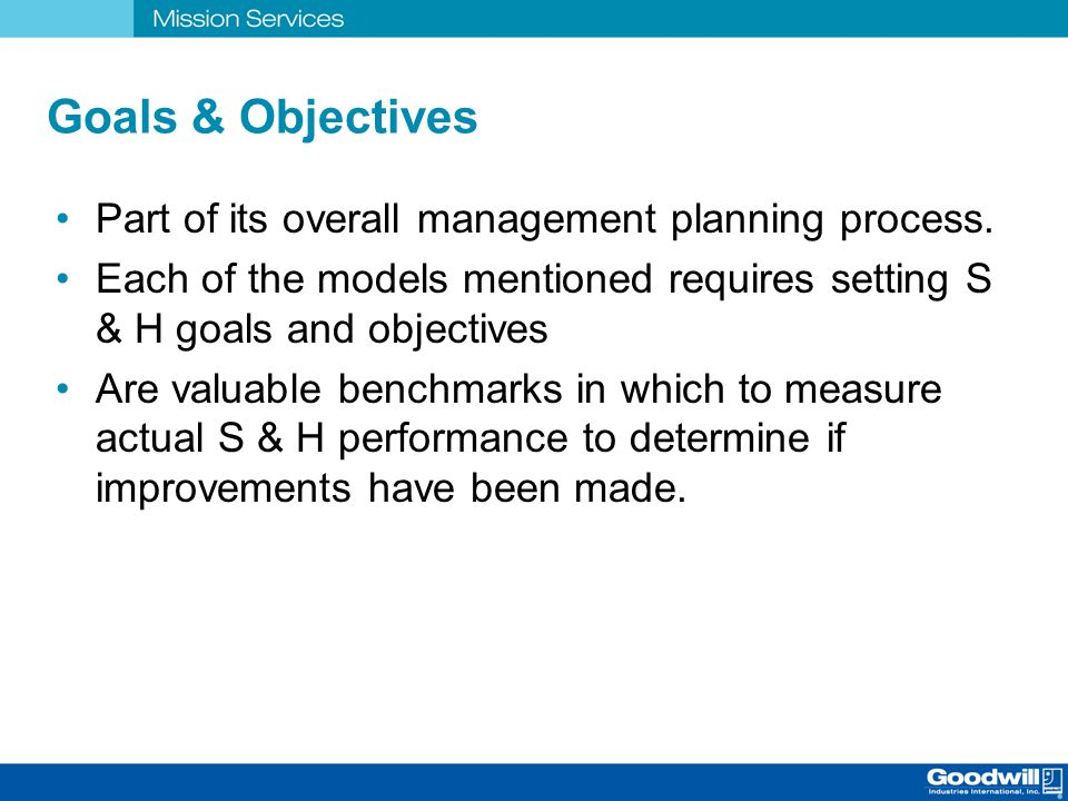 overall goals and objectives of payroll system Performance objectives are benchmarks of effective performance that describe the types of work activities students and affiliates will be involved in as trainee accountants they also outline the values and attitudes trainees should demonstrate as they fulfil their practical experience requirements.