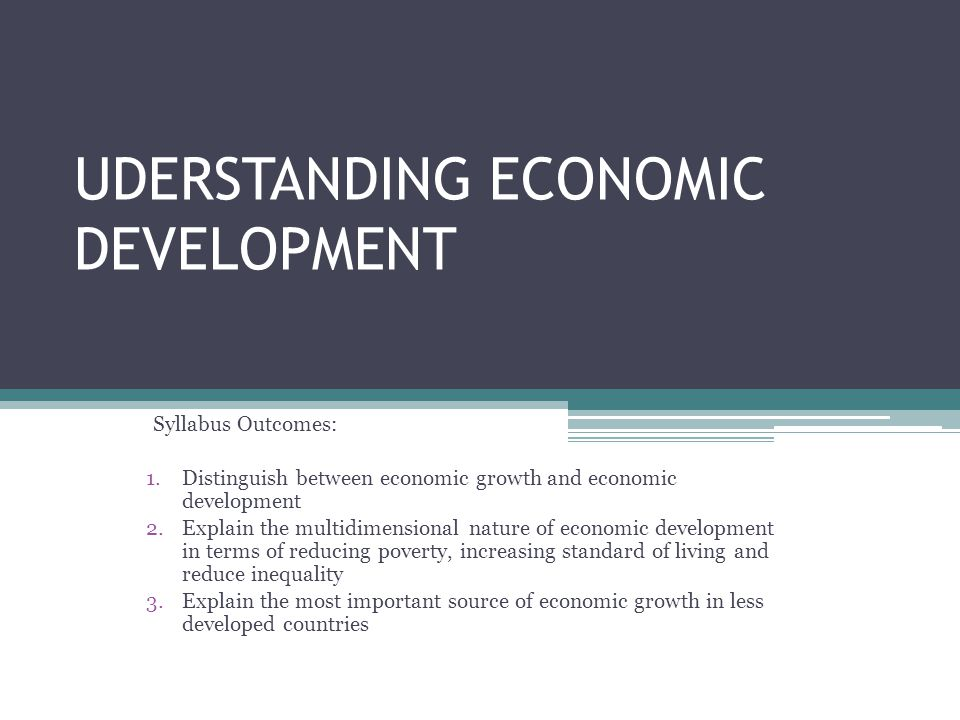 distinguish between economic growth and economic The basic differences between economic growth and economic development is  that economic growth is an automatic process unlike economic.