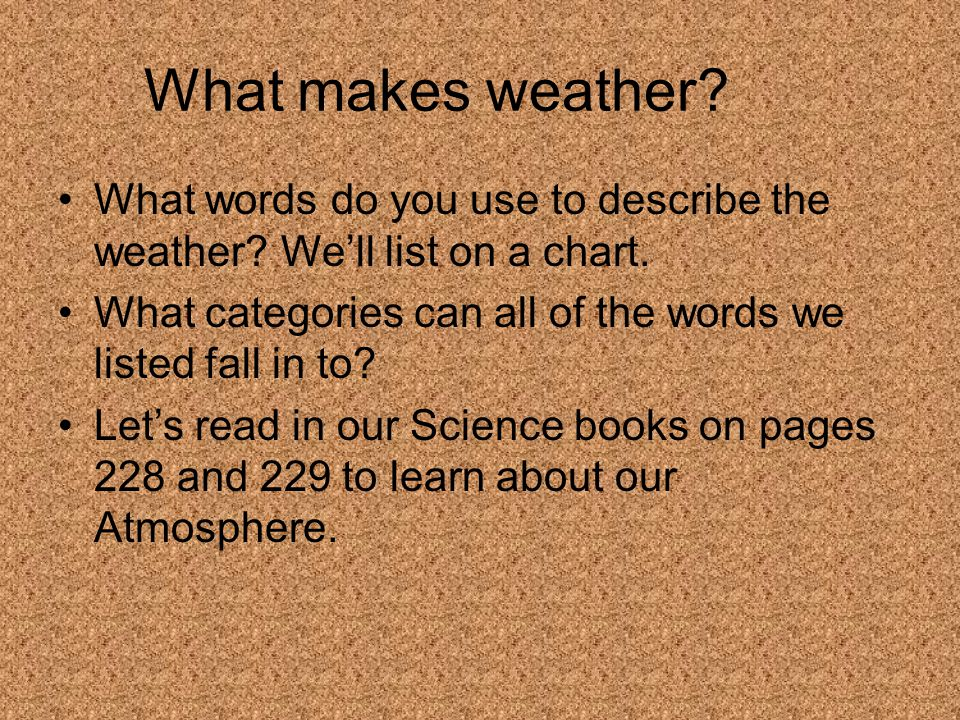 checking the weather forecast for kids
