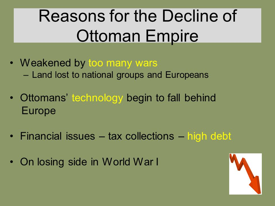 an analysis of the reasons for the decline of austrian empire Time off from the hurly-burly of the markets i am reading the abridged version (1250 pages) of the decline and fall of the roman empire by edward gibbon published in 1776 which is a long, sad commentary on the history of a nation that gave up political liberty to become a superpower gibbon .