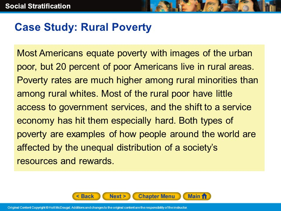 case study on rural poverty in india