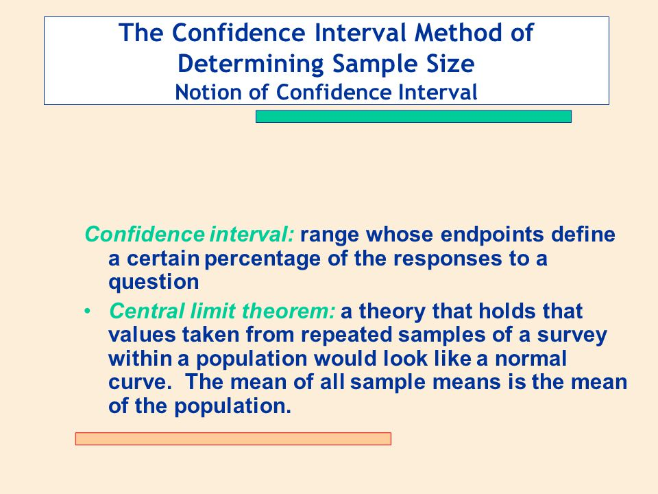 how to find mean from percentage and interval