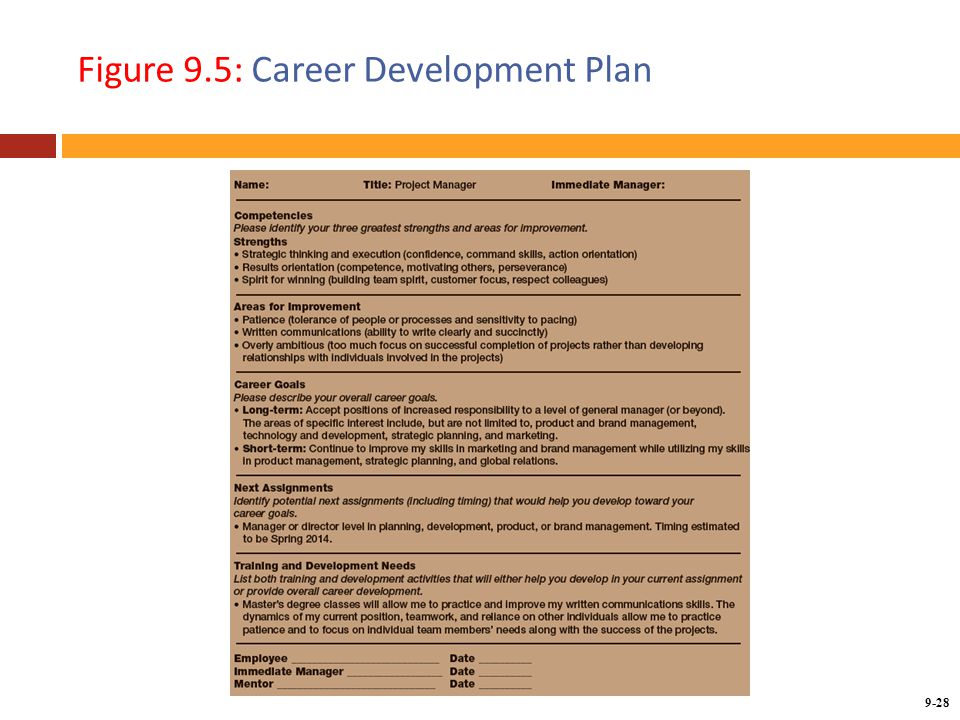 Chapter 9 Developing Employees For Future Success - Ppt Download