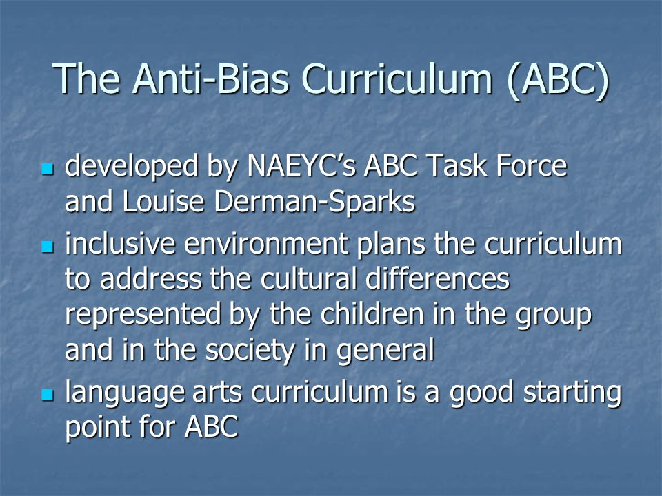 the abc and bias essay Media bias this essay media bias and other 63,000+ term papers the media also showed bias when abc ran a poll that showed false results.
