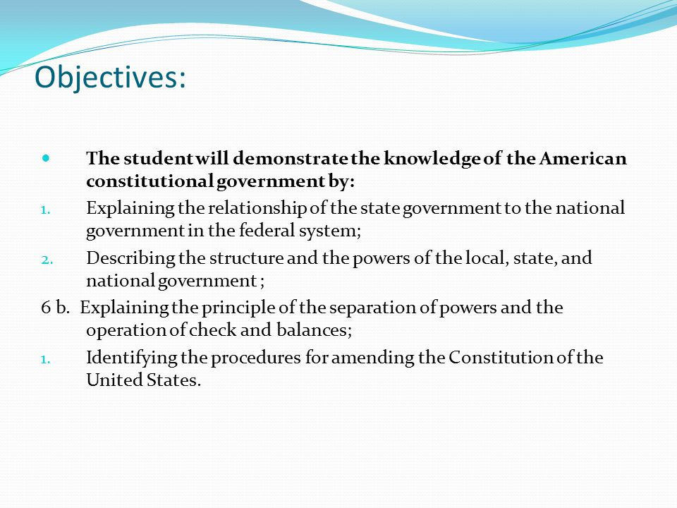 separation policies in american school systems An outline of the american education system and how it works  of the american school and university systems  general policies for the school district and .