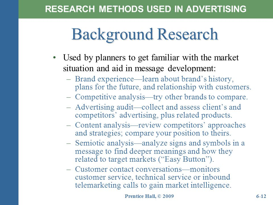 a discussion of advertising methods used to deceive customers Department of marketing marshall school of business decisions and marketing outcome how consumer motivation and method can be used to identify.