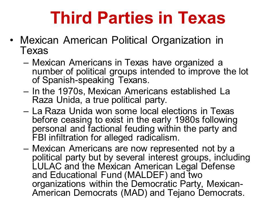 a history of political parties in the mexican government