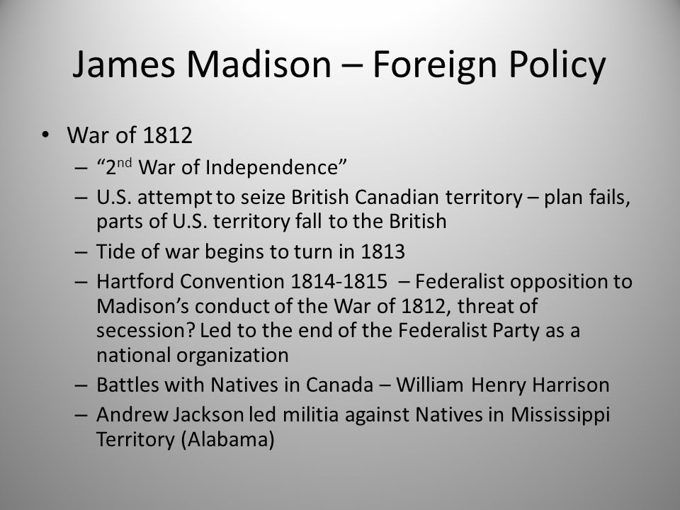 Essay canadian independence foreign policy