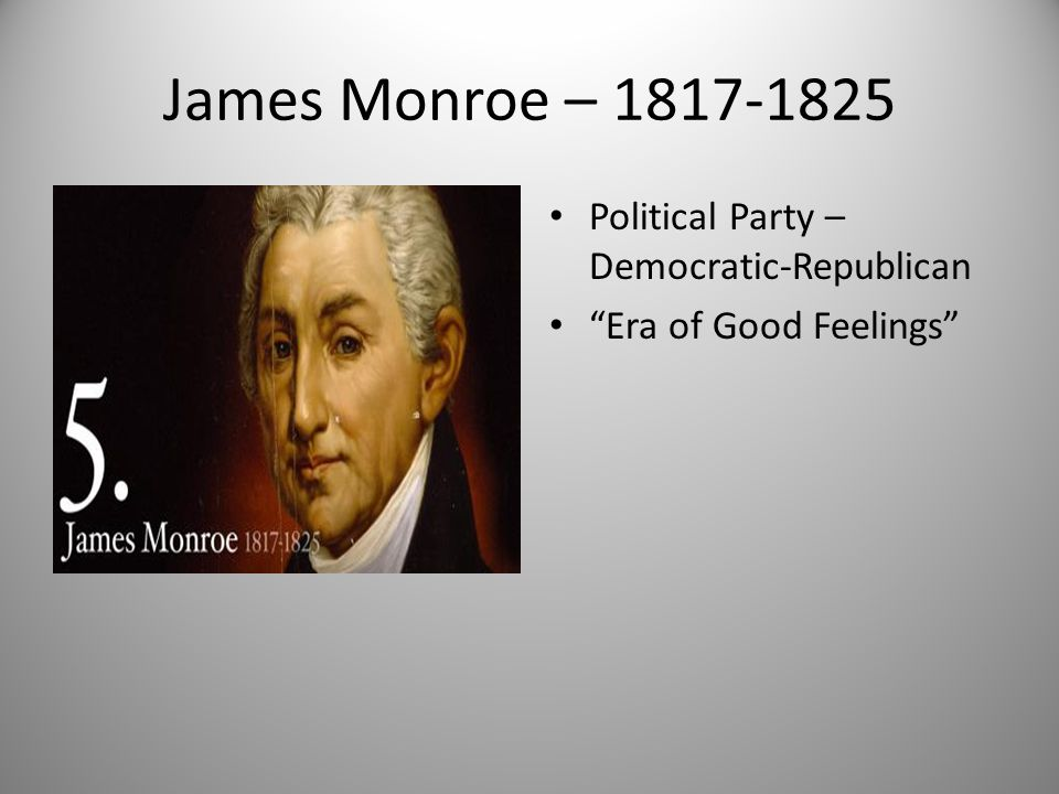 George Washington Political Party – Federalist - ppt download