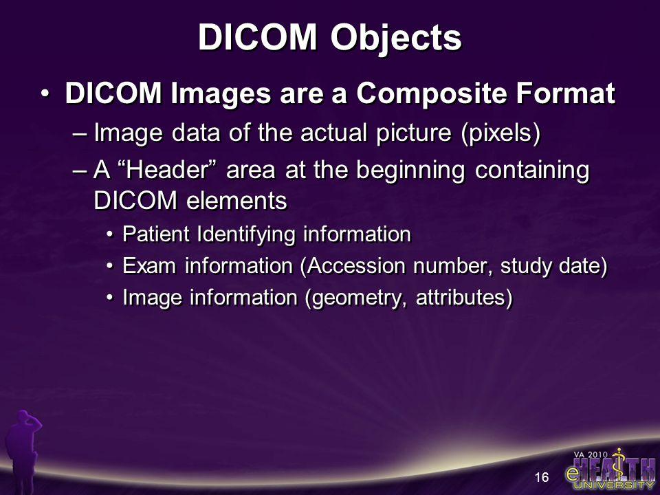 Study Instance UID Attribute – DICOM Standard Browser