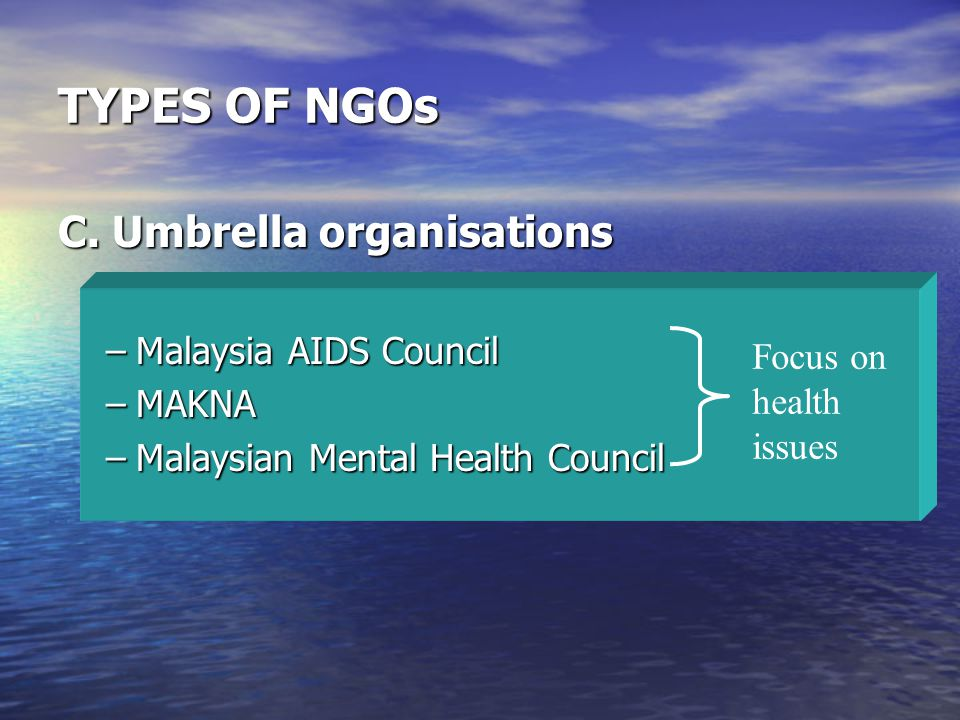 ngos in malaysia List of unicef partners for child protection programs in malaysia.