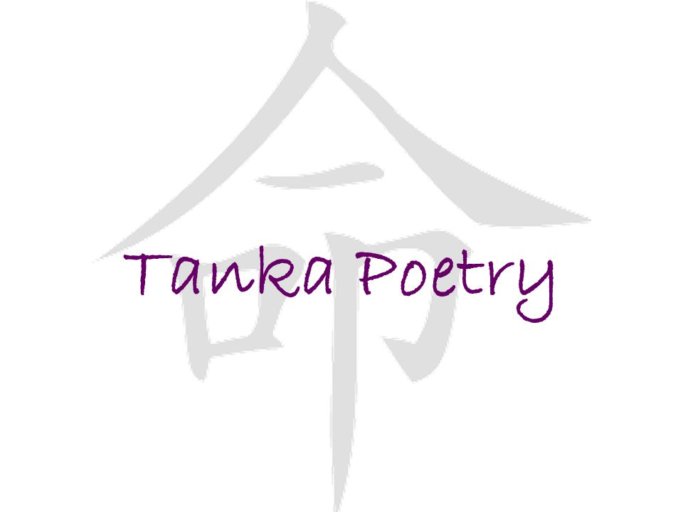 Tanka Poetry