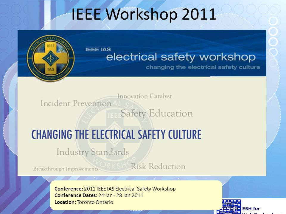 Electrical Safety: Are you Prepared? - ppt download