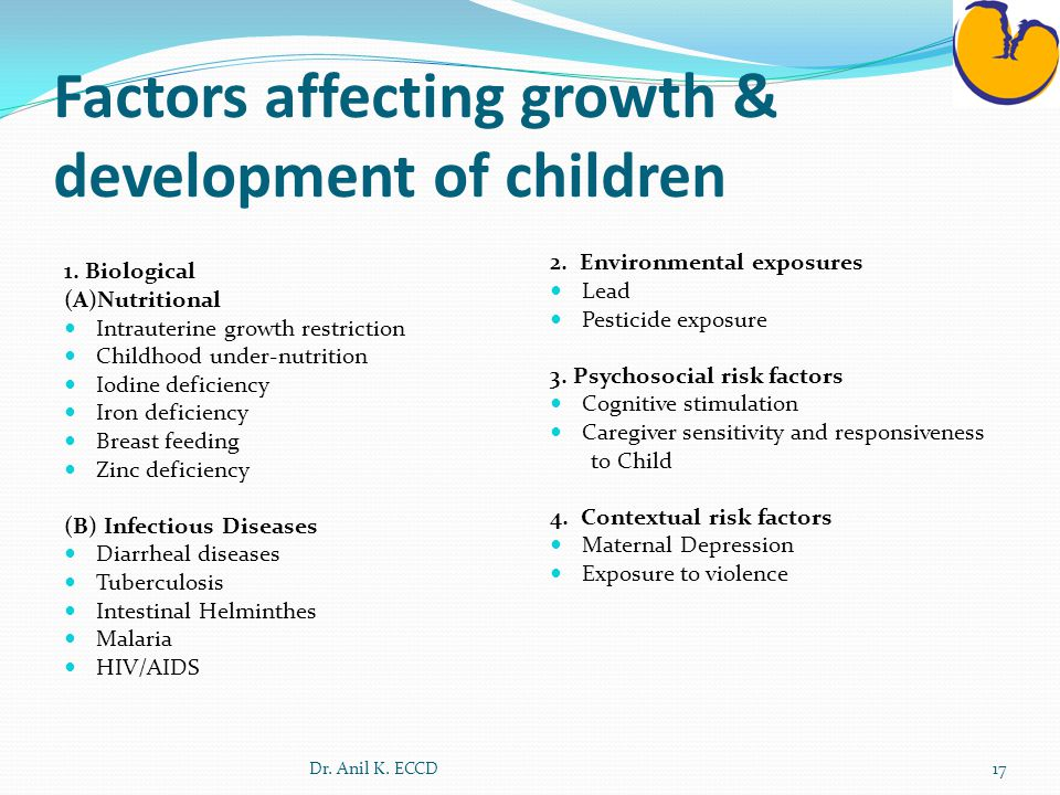What Influences Child Development?