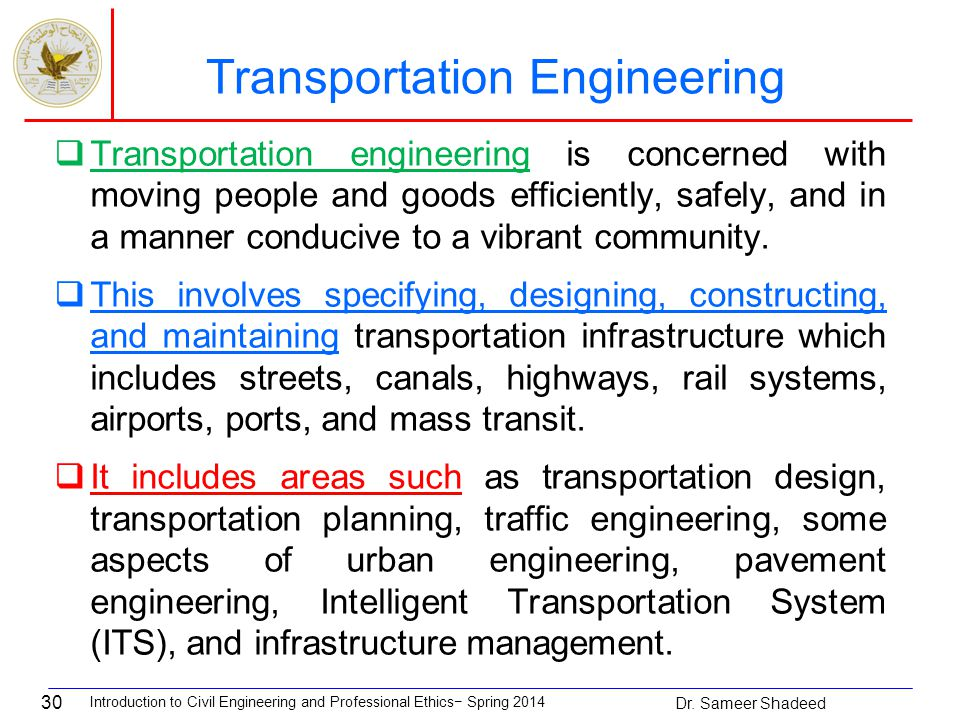 Introduction To Civil Engineering And Professional Ethics Ppt Download