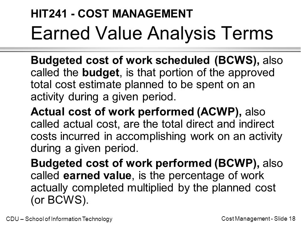 crashing and earned value problems essay Project cost and schedule essay sample 1 (tco b) estimating procedures  (tco c) schedule crashing  d cost and earned value data are provided below: (i) calculate the estimate at completion (eac) considering future performance will be back on schedule and budget (ii) calculate eac considering that the project will continue to perform.