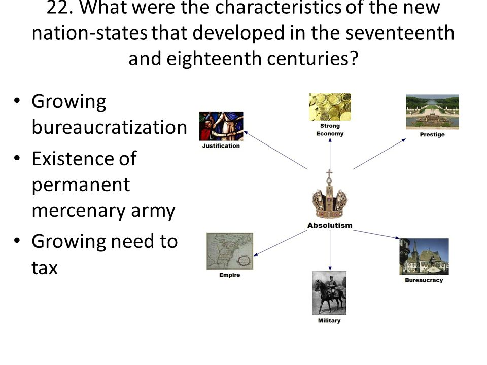 characteristics of the modern nation state essay Modern nation states david held, benedict anderson,13 ghani, carnahan, and lockhart (princeton article on state-building) 1 a explain what the elements or basic characteristics of a modern state are.