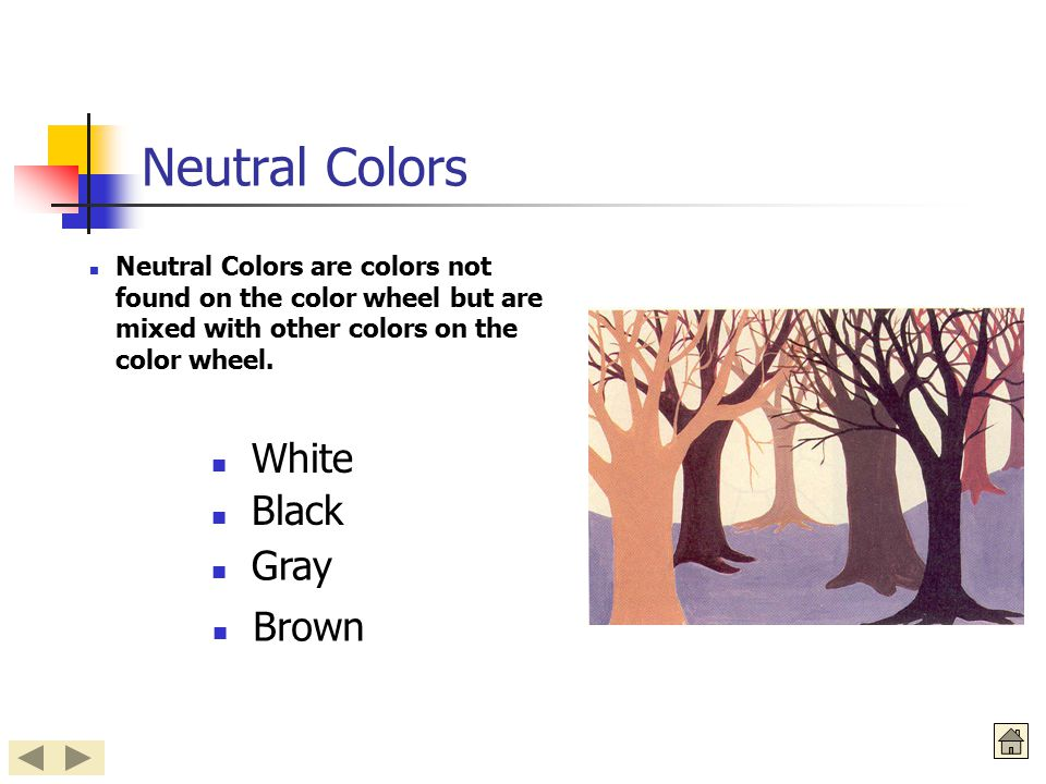The Color Wheel This Lesson Will Discuss Ppt Download