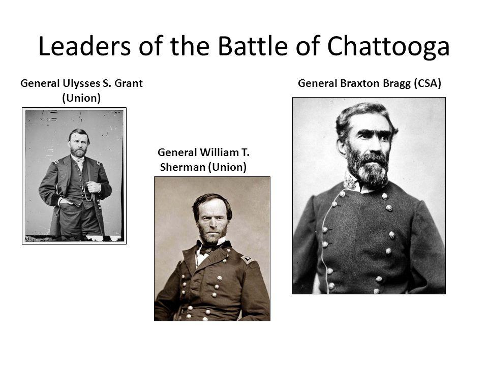 The American Civil War...