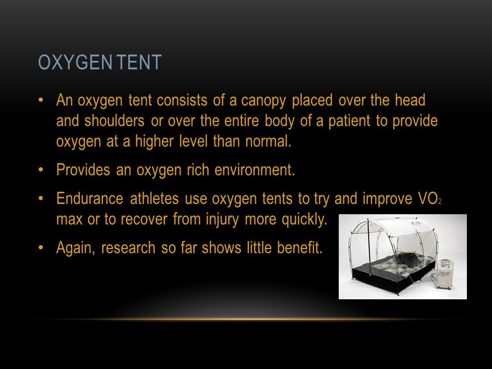 27 Oxygen Tent ...  sc 1 st  SlidePlayer & Sports Injuries Learning Objectives: - ppt video online download