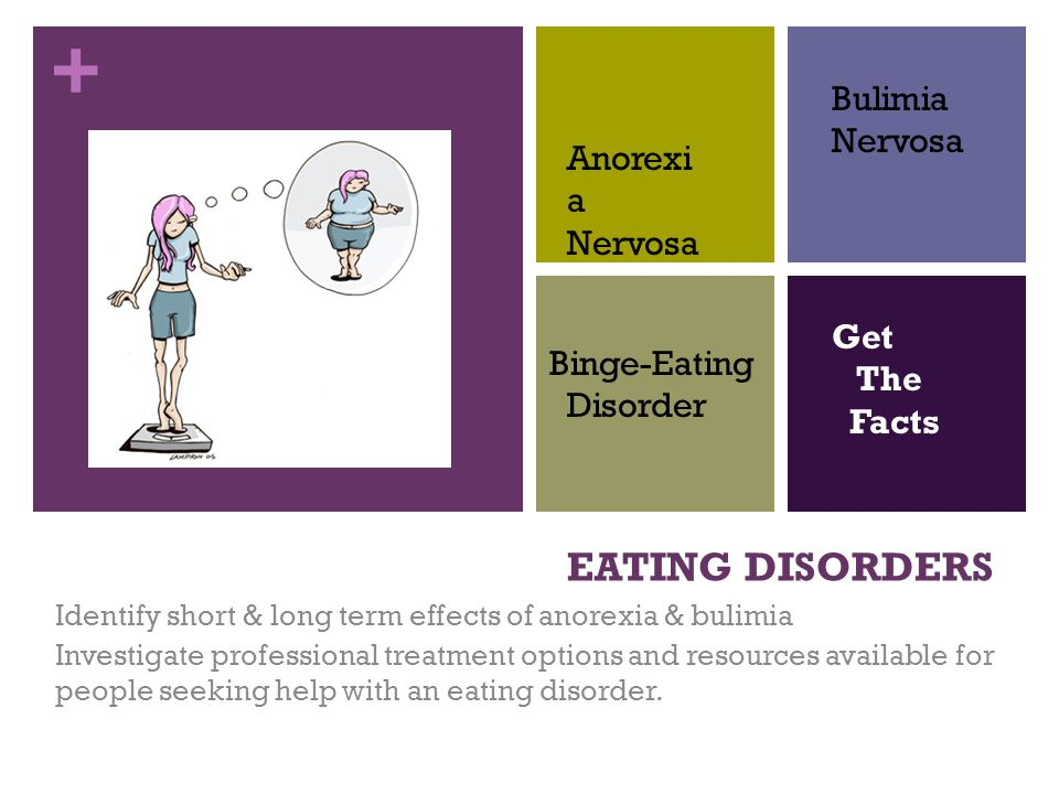 anorexia nervosa treatment options