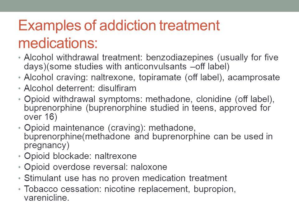 medical model of addiction pdf