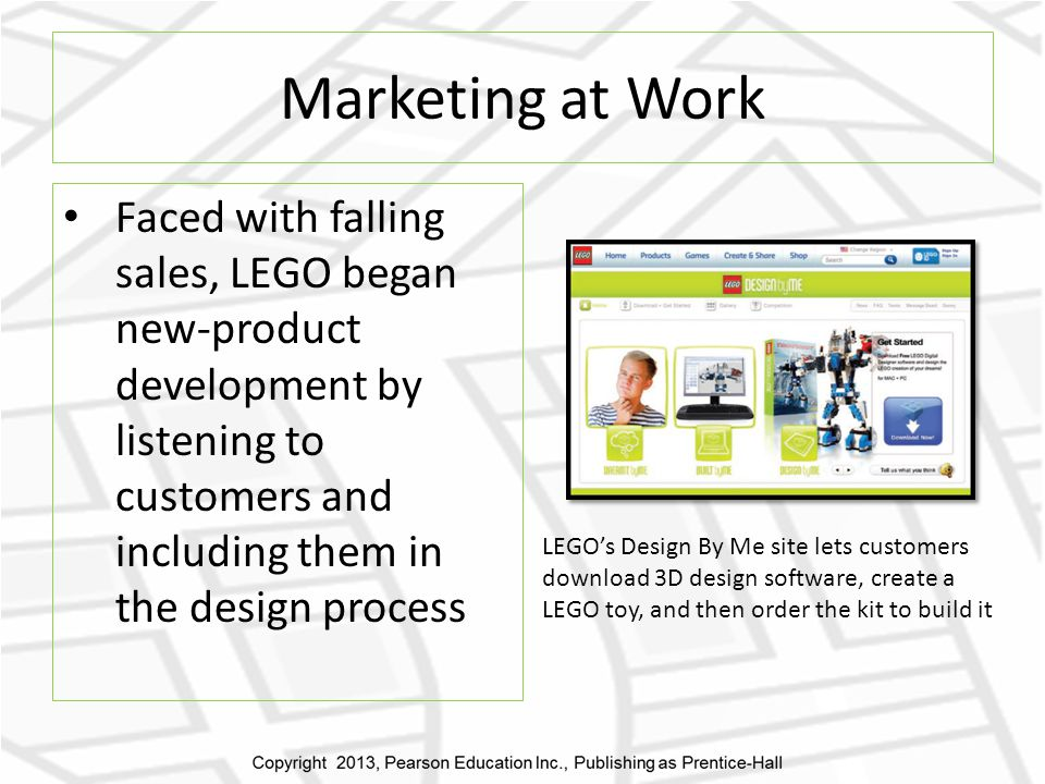 Lego Group, Marketing and Operation Management Report