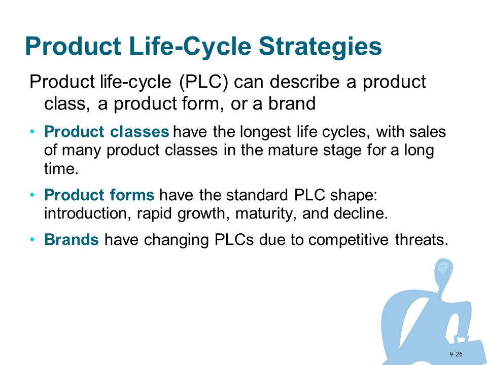 Product Life-Cycle Strategies