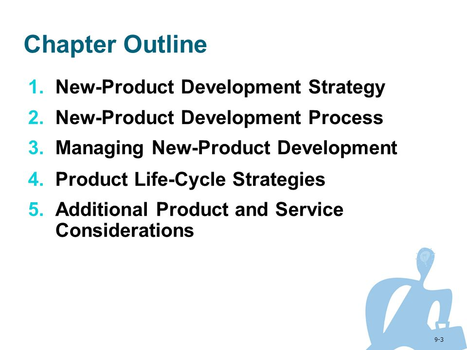 Chapter Outline New-Product Development Strategy