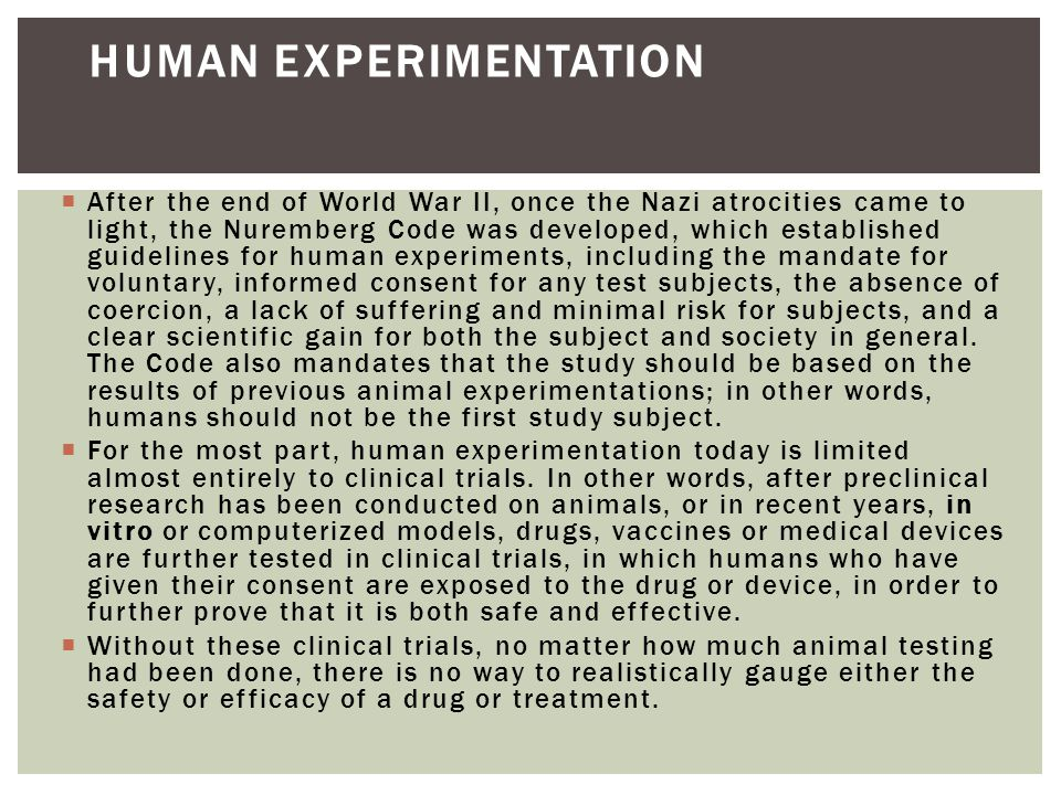 an introduction to the issue of animal experimentation Unlike most editing & proofreading services, we edit for everything: grammar, spelling, punctuation, idea flow, sentence structure, & more get started now.