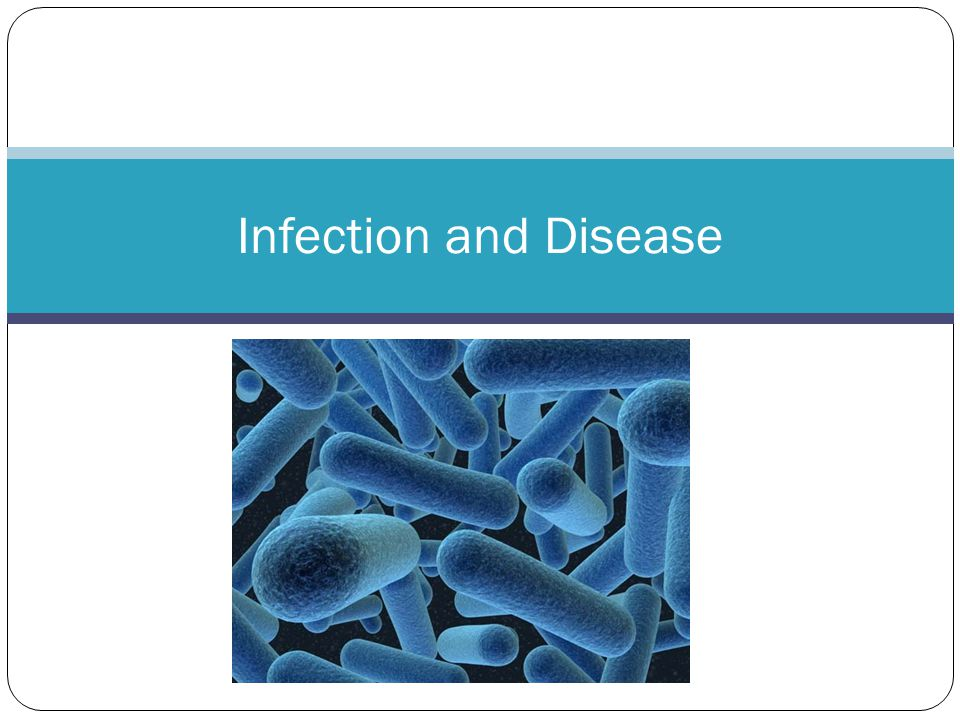 Infection and Disease