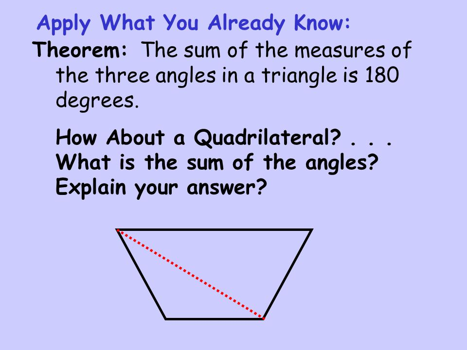 Section 3 4 Polygon Angle Sumtheorems Ppt Video Online Download